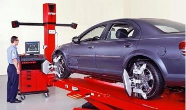 Wheel Alighnment Service